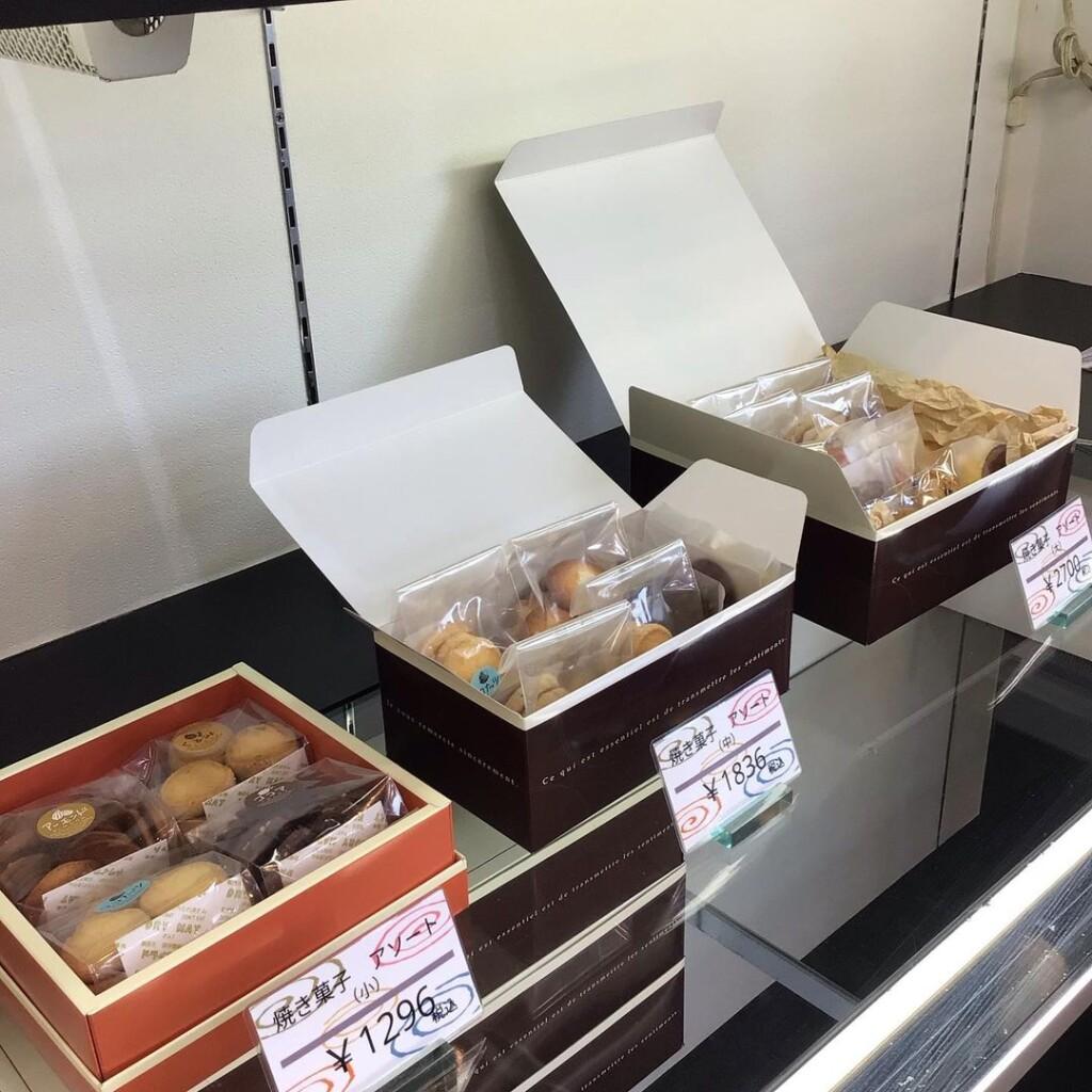 焼き菓子アソート(大中小)